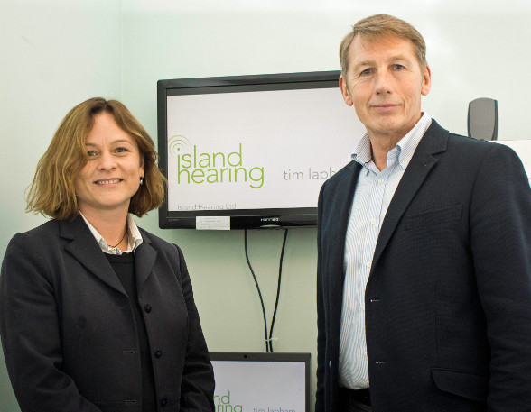 The Island Hearing Team on the Isle Of Man