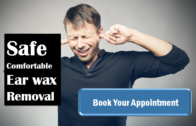 safe comfortable earwax removal on the Isle Of Man