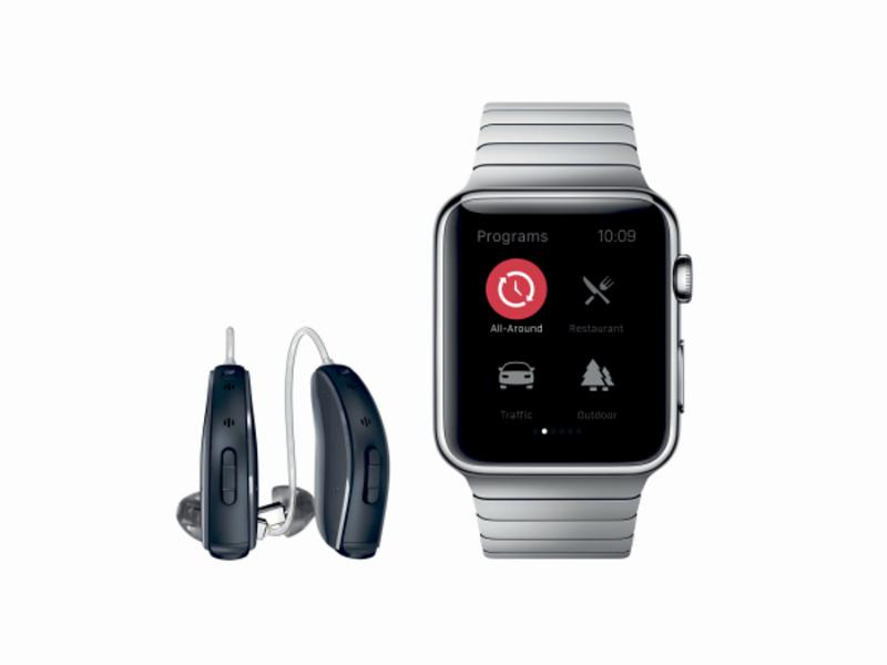 Apple Watch & Hearing Aids